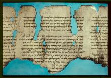 manuscrito mar muerto