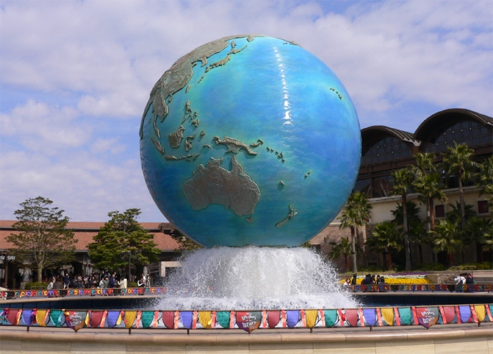 DisneySea_Aquasphere