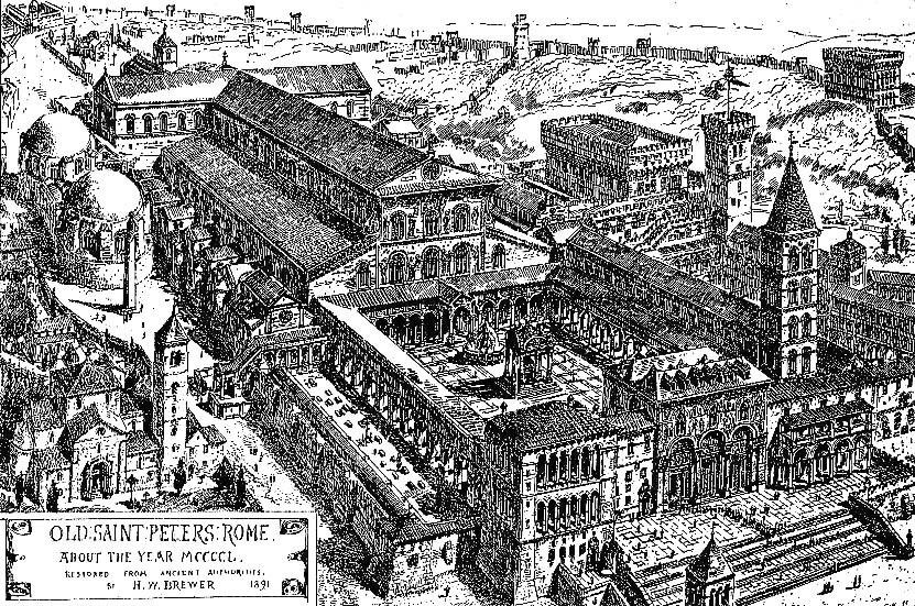 El Vaticano Antes Del Vaticano