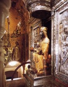 Virgen montserrat