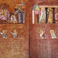 El origen del pergamino