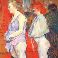 La Medicina en el Arte: Pintura - Hoy toca ir al ginecólogo