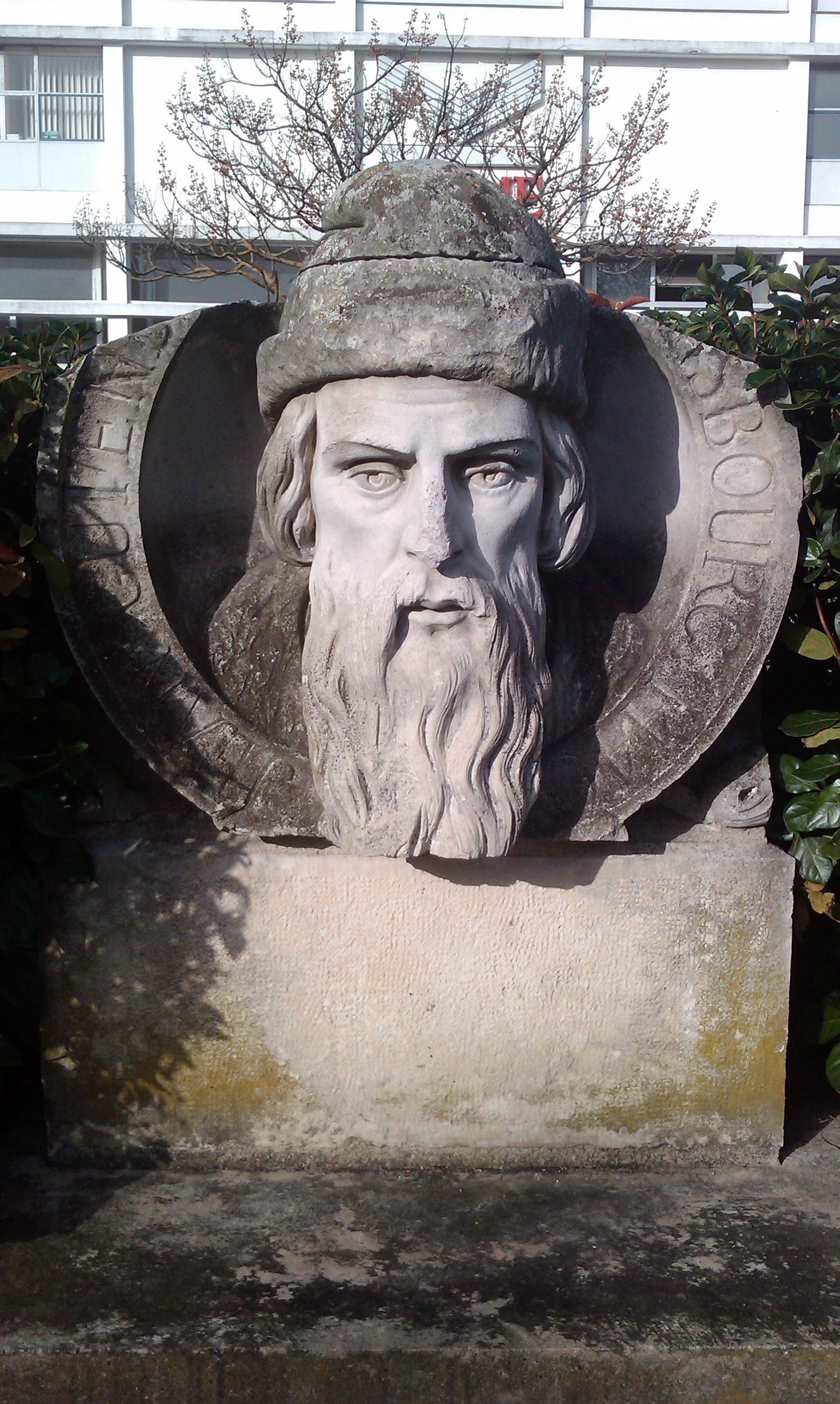 Gutenberg no inventó la imprenta…