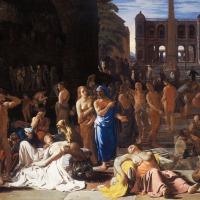 La Medicina en el Arte: Pintura - La primera epidemia documentada
