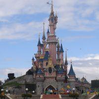 La verdadera historia del castillo de Walt Disney