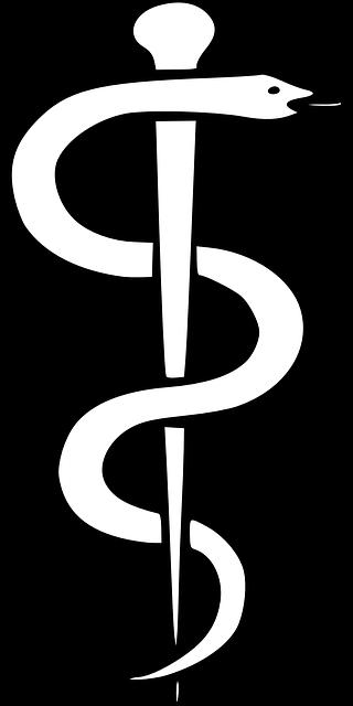 el símbolo de la medicina