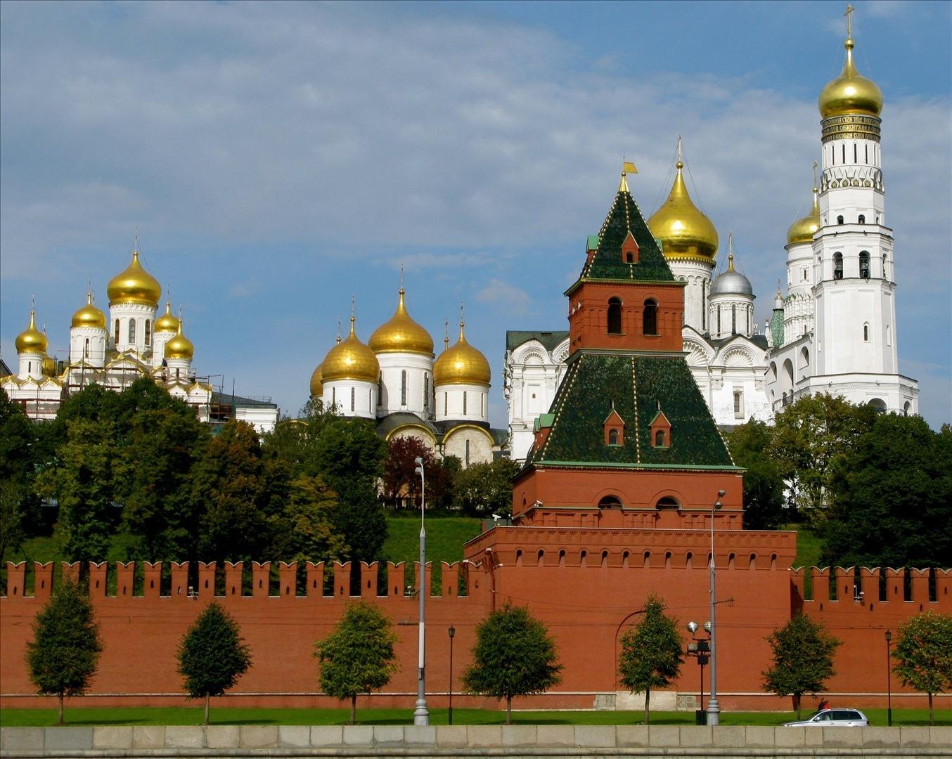 Москва картинки кремль