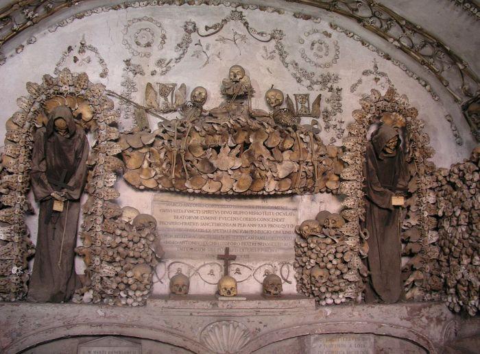 Rom,_Santa_Maria_Immacolata_a_Via_Veneto,_Krypta_der_Kapuziner_2