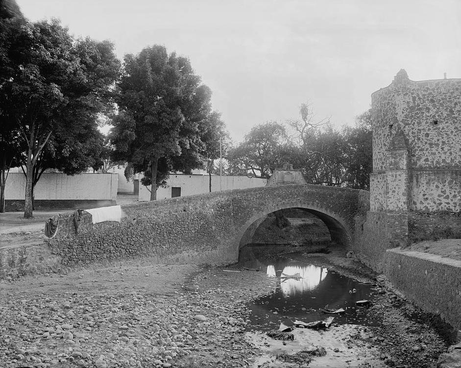 Fotos antiguas del pedregal de san angel