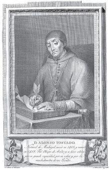 Alonso Tostado