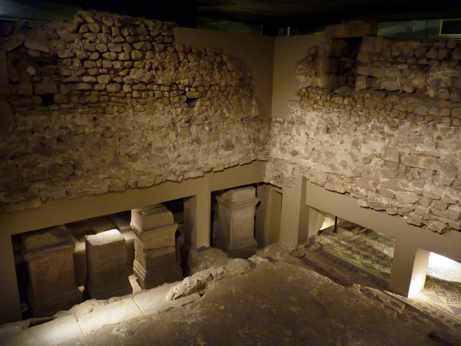 museo de historia de la ciudad de barcelona