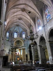 basílica sant just i pastor