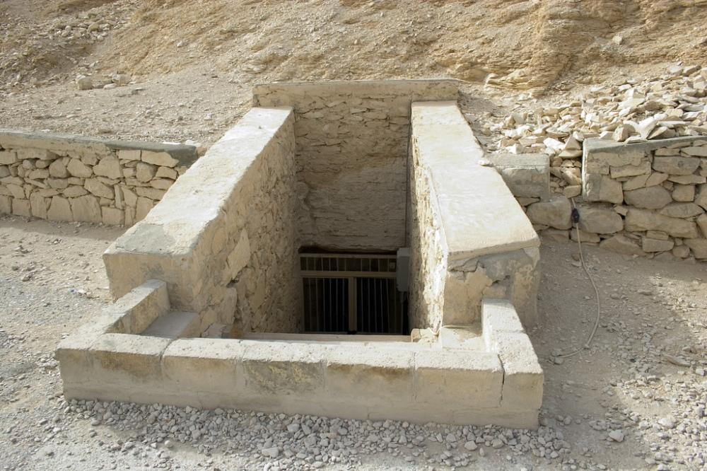 kv5 tumba hijos ramses II