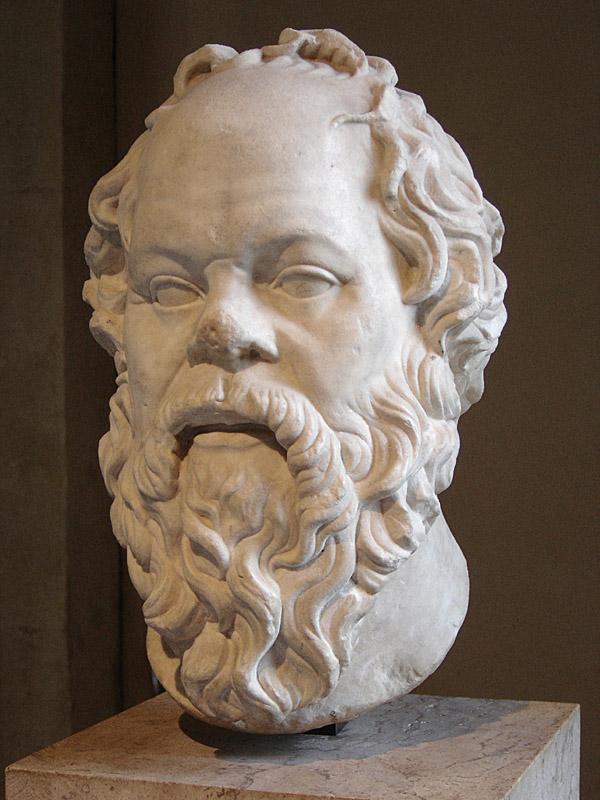 Sócrates era feo, muy feo, pero la razón lo pudo todo |