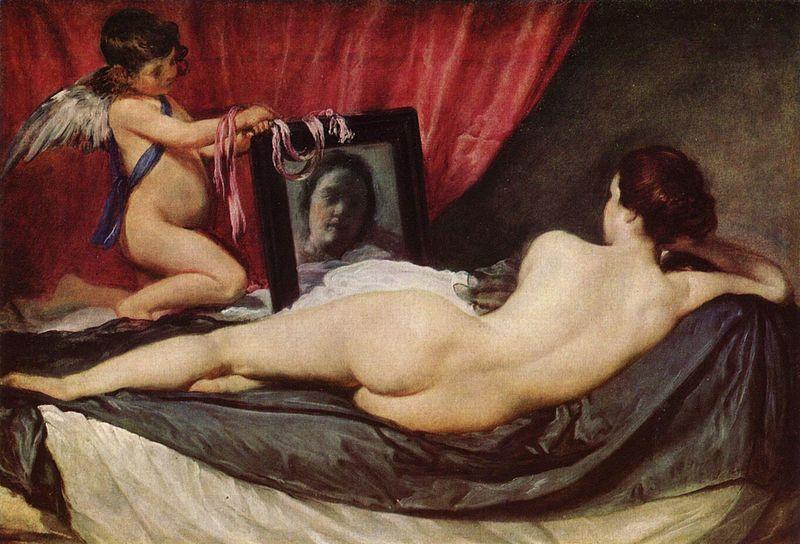 venus del espejo Velázquez