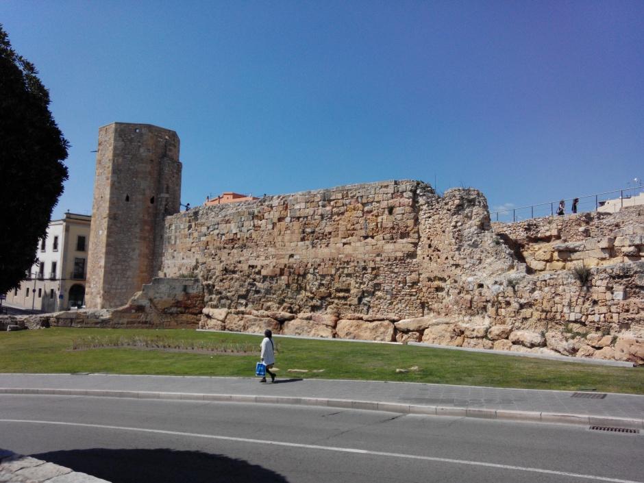 muralla Tarraco
