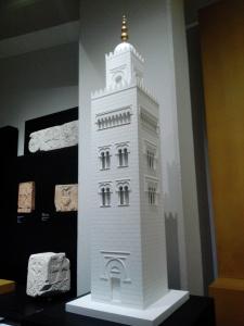 minarete mezquita cordoba