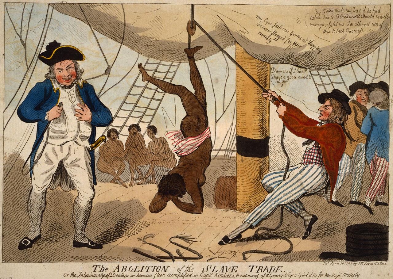 esclavitud negros