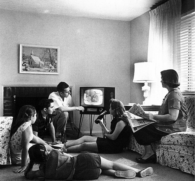 primer anuncio televisión