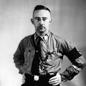Himmler en 1933.