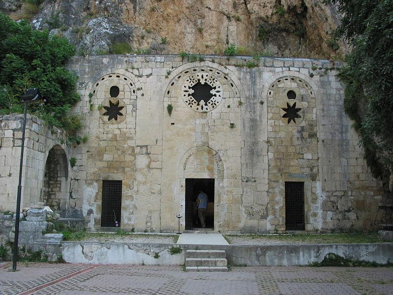gruta de san pedro