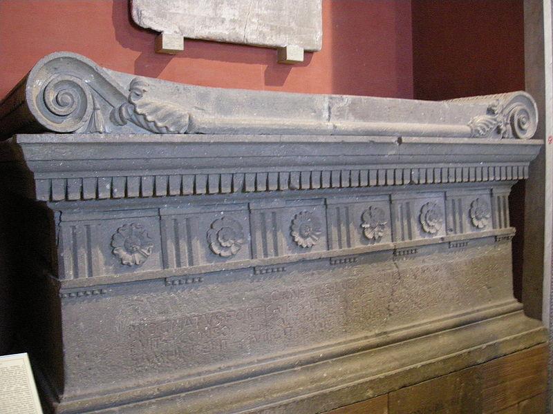 Sarcófago de Escipion Barbato