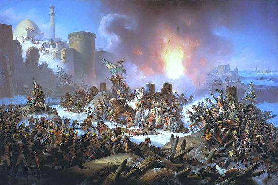 guerra ruso turca  karansebes