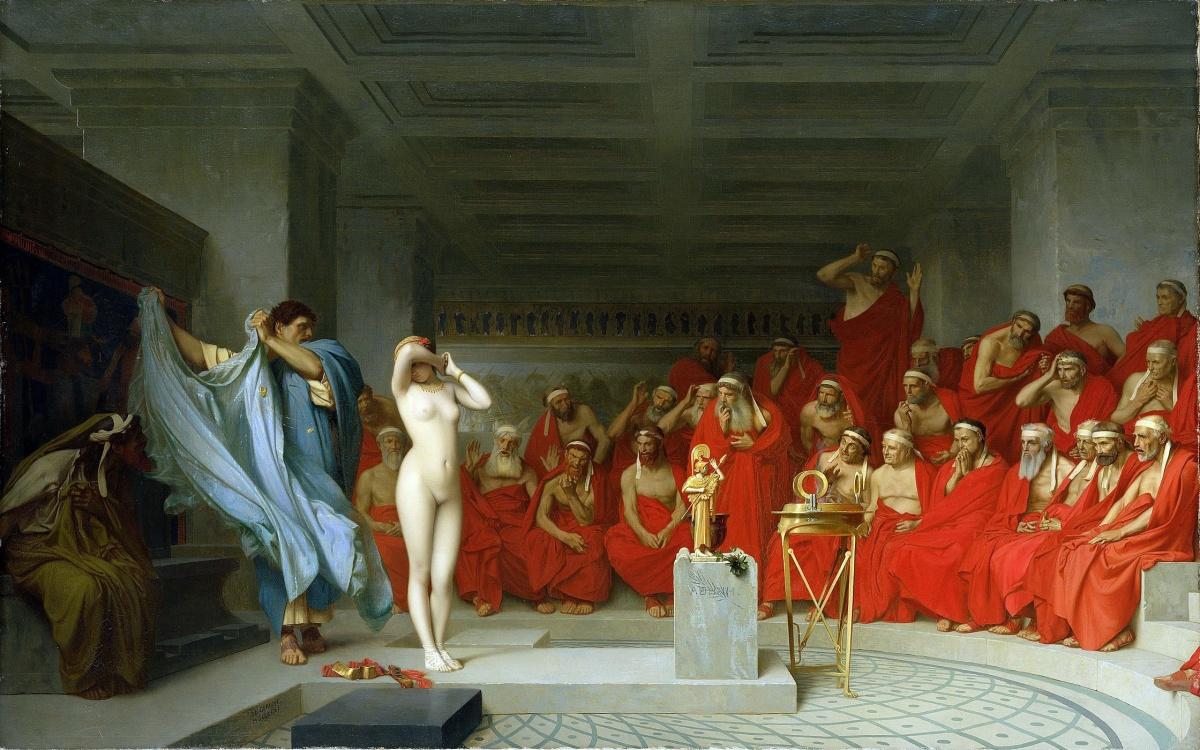 Juicio en la antigua Atenas y cómo ser abogado de uno mismo
