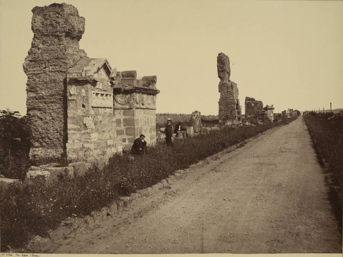 Via Appia Roma