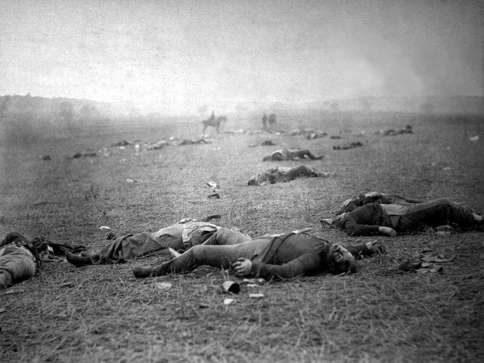guerra de secesión americana