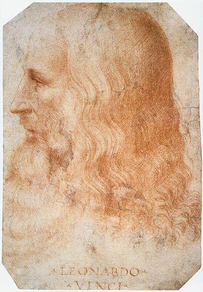 Leonardo da vinci y melzi