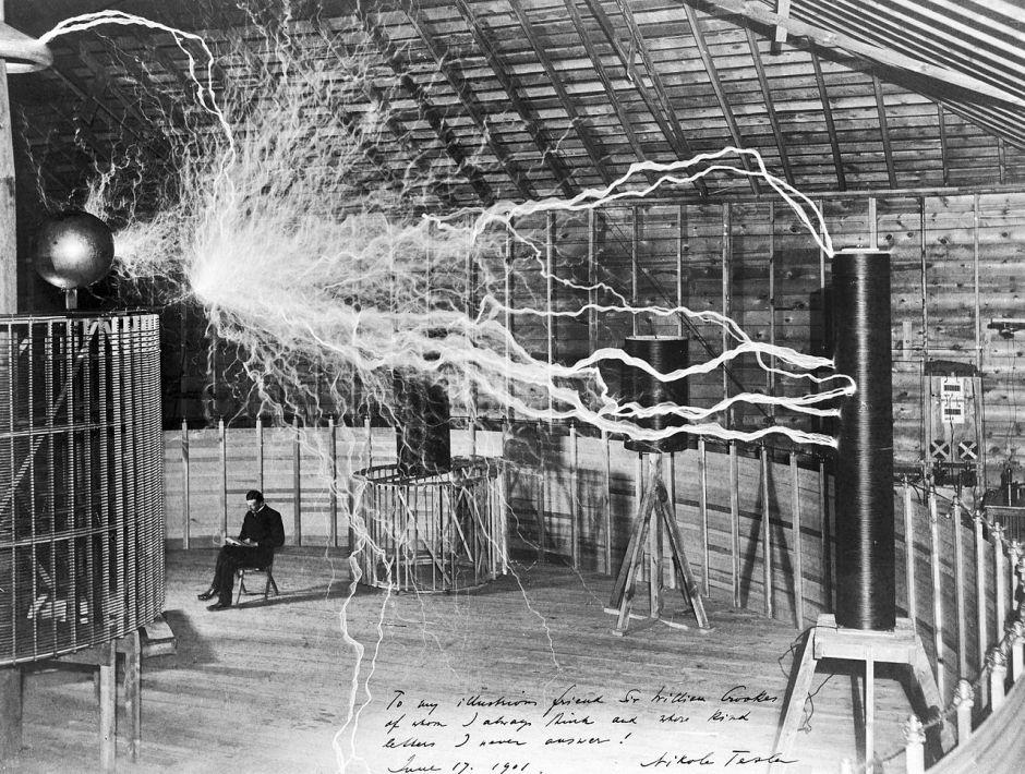 Nikola Tesla,