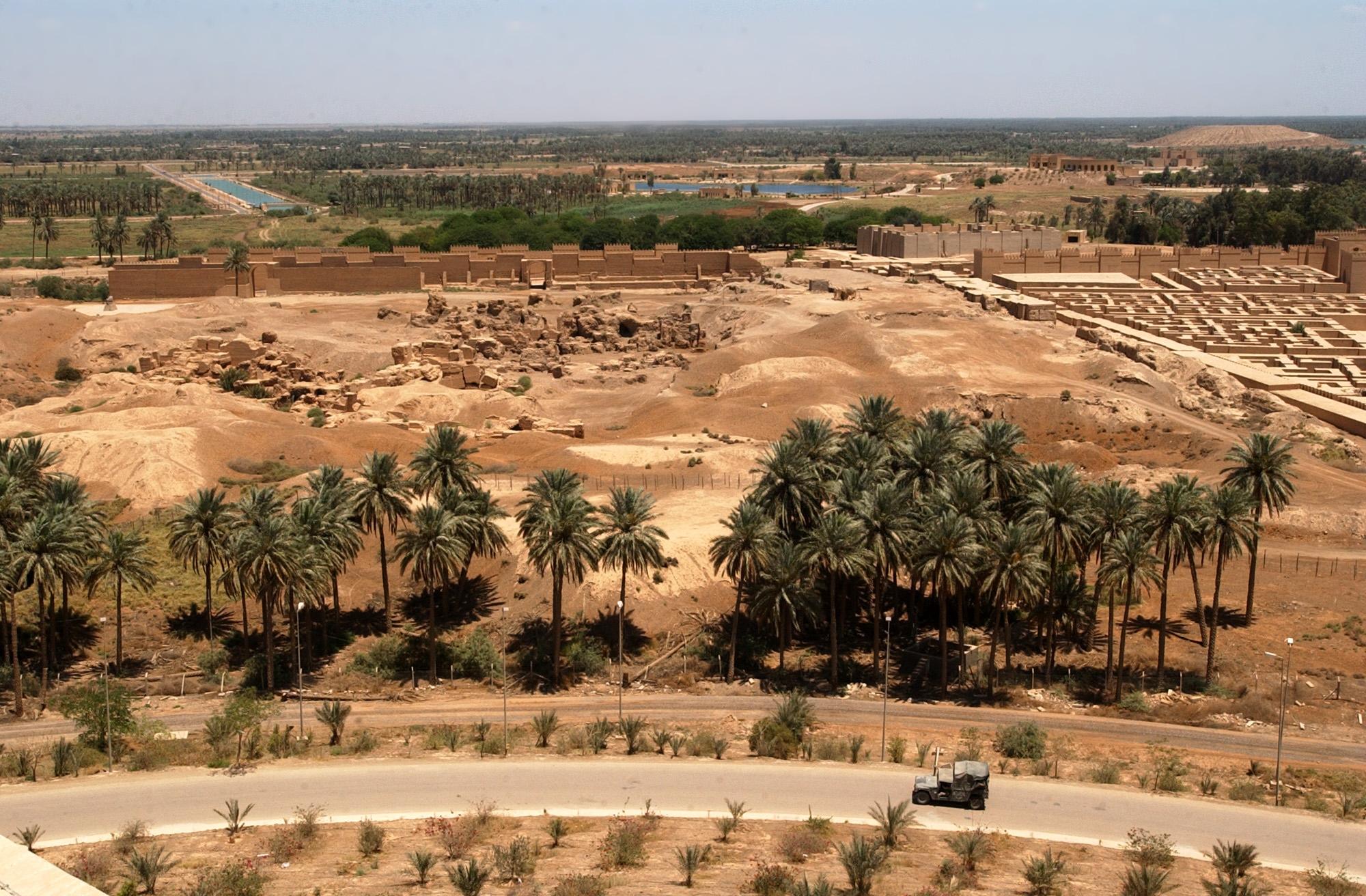 El Resurgir De Babilonia