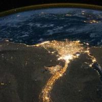 Los egipcios, el Nilo y sus tres estaciones