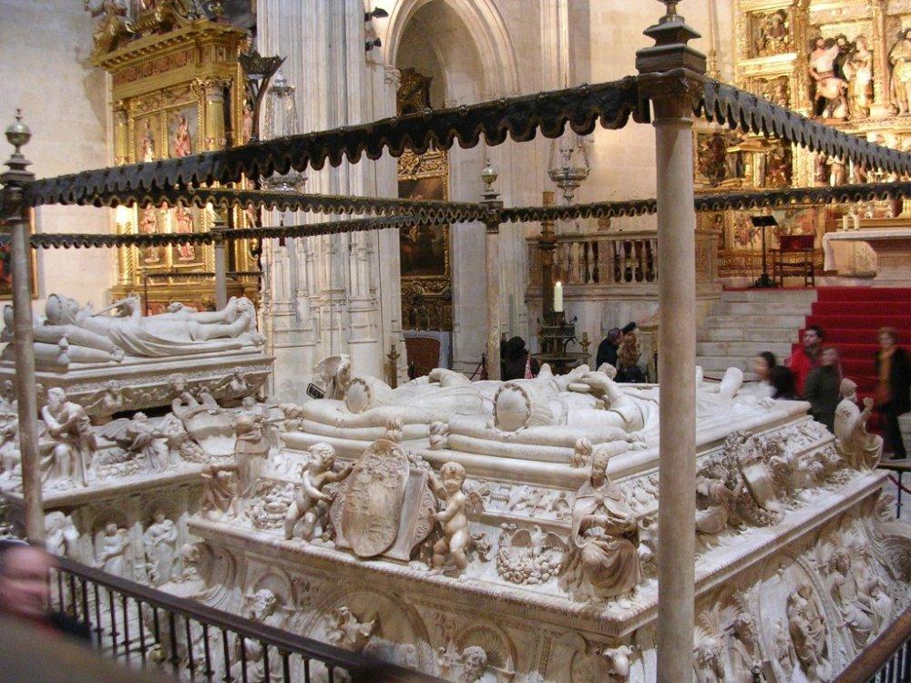 Sepulcro de los reyes católicos