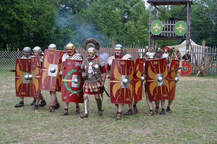 legión roma centurión