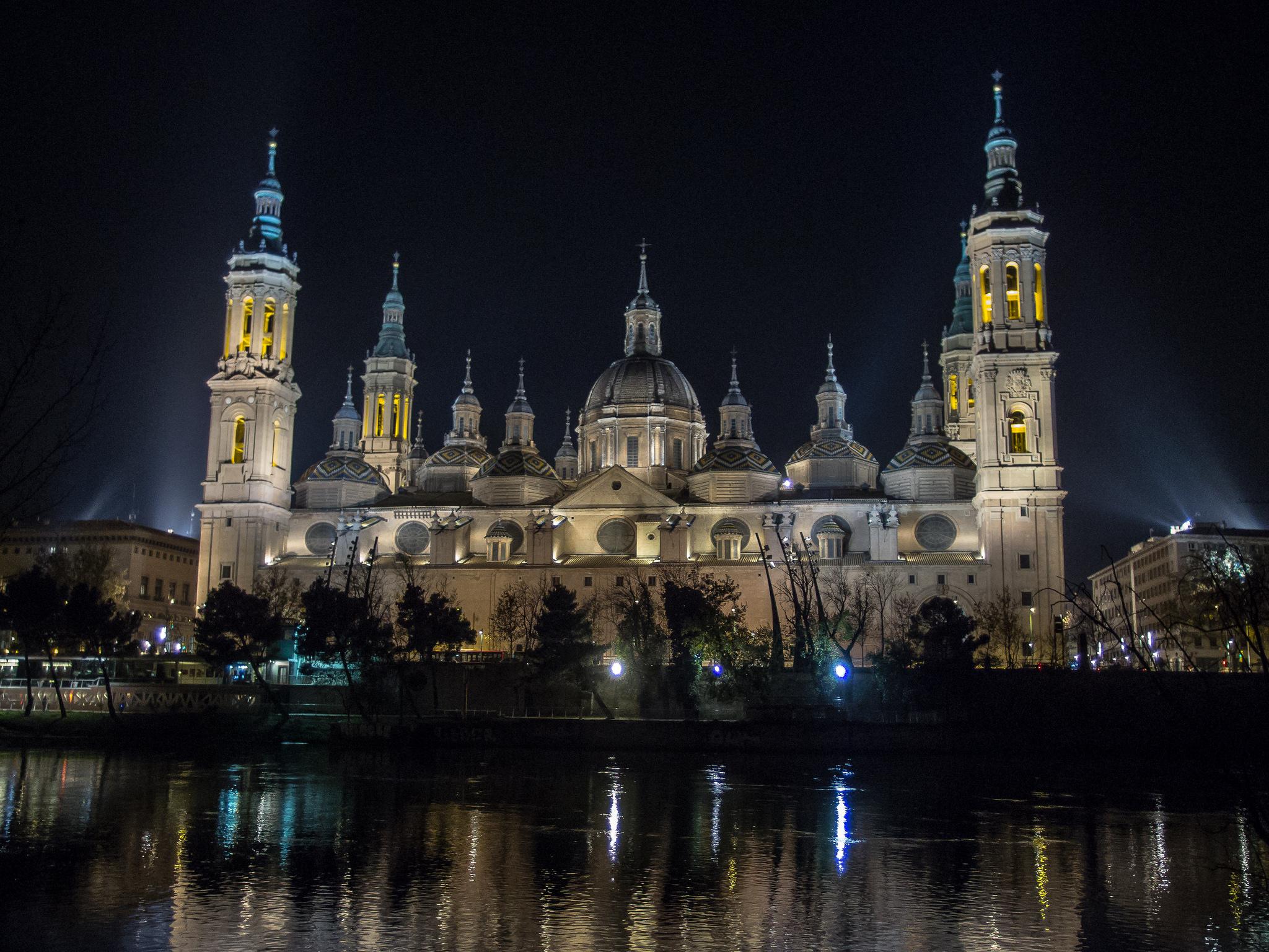 Basílica de El Pilar Zaragoza