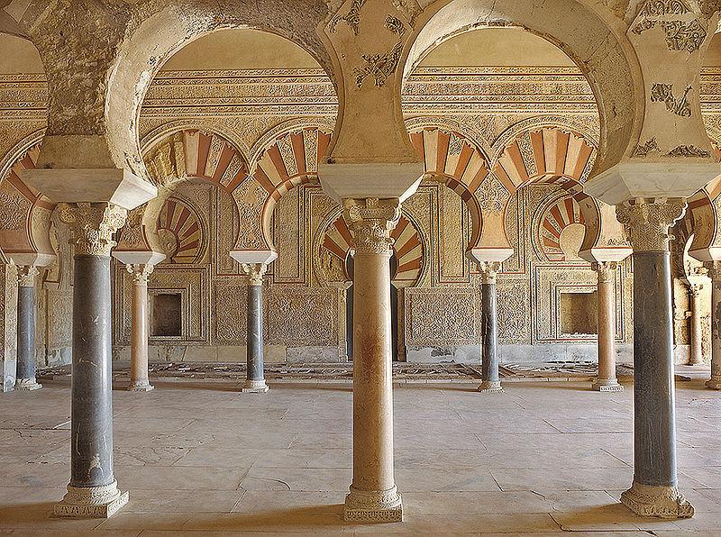 salon rico medina azahara cordoba