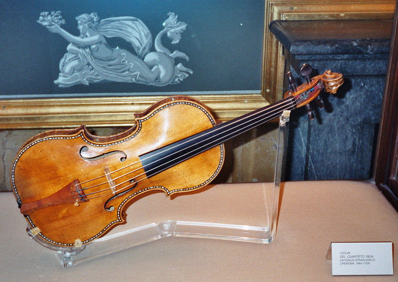 Stradivarius violin,