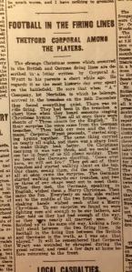 tregua de navidad 1914
