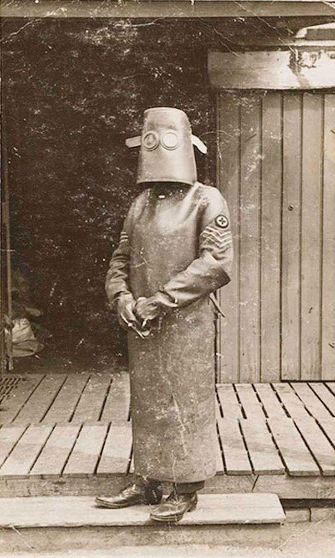 radiografía primera guerra mundial