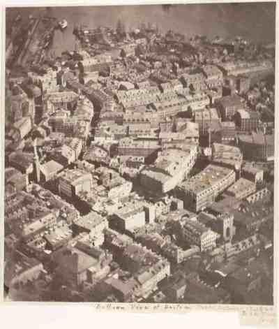 fotografia más antigua boston