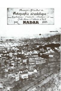 foto aerea más antigua