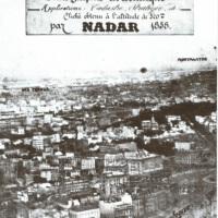 Las primeras fotografías aéreas de la historia