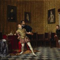 Un cuadro, un príncipe, el duque de Alba y su Historia