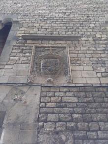 escudo simbología inquisición
