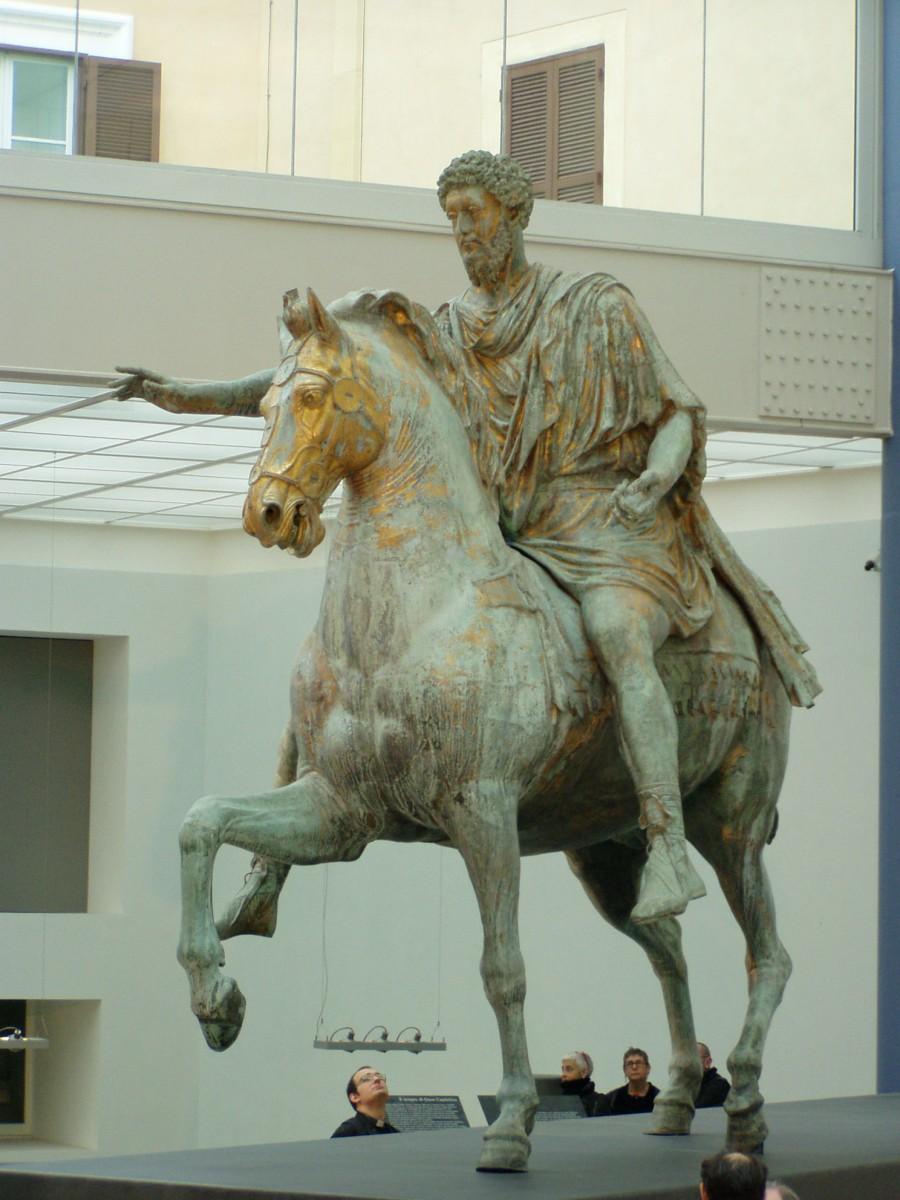 El falso mito de las estatuas ecuestres
