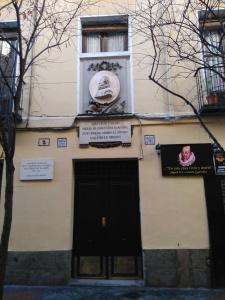casa cervantes madrid