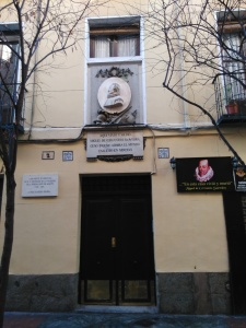 casa cervantes madrid