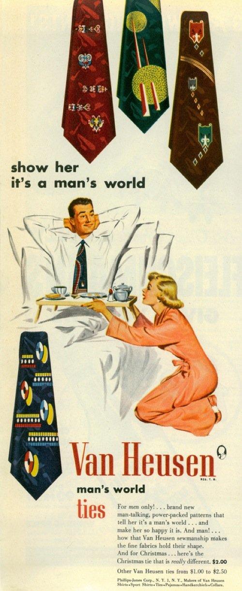 Una publicidad de otro siglo